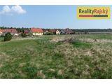 Prodej stavebního pozemku 1152 m2, Stará Huť u Dobříše
